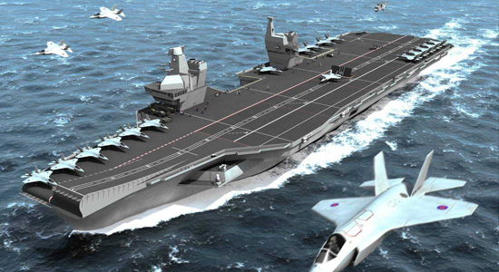 Military - Aircraft Carrier
